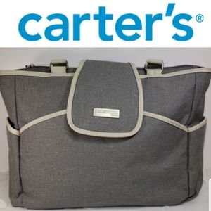 """Carters """"Just One You"""" Diaper Bag"""